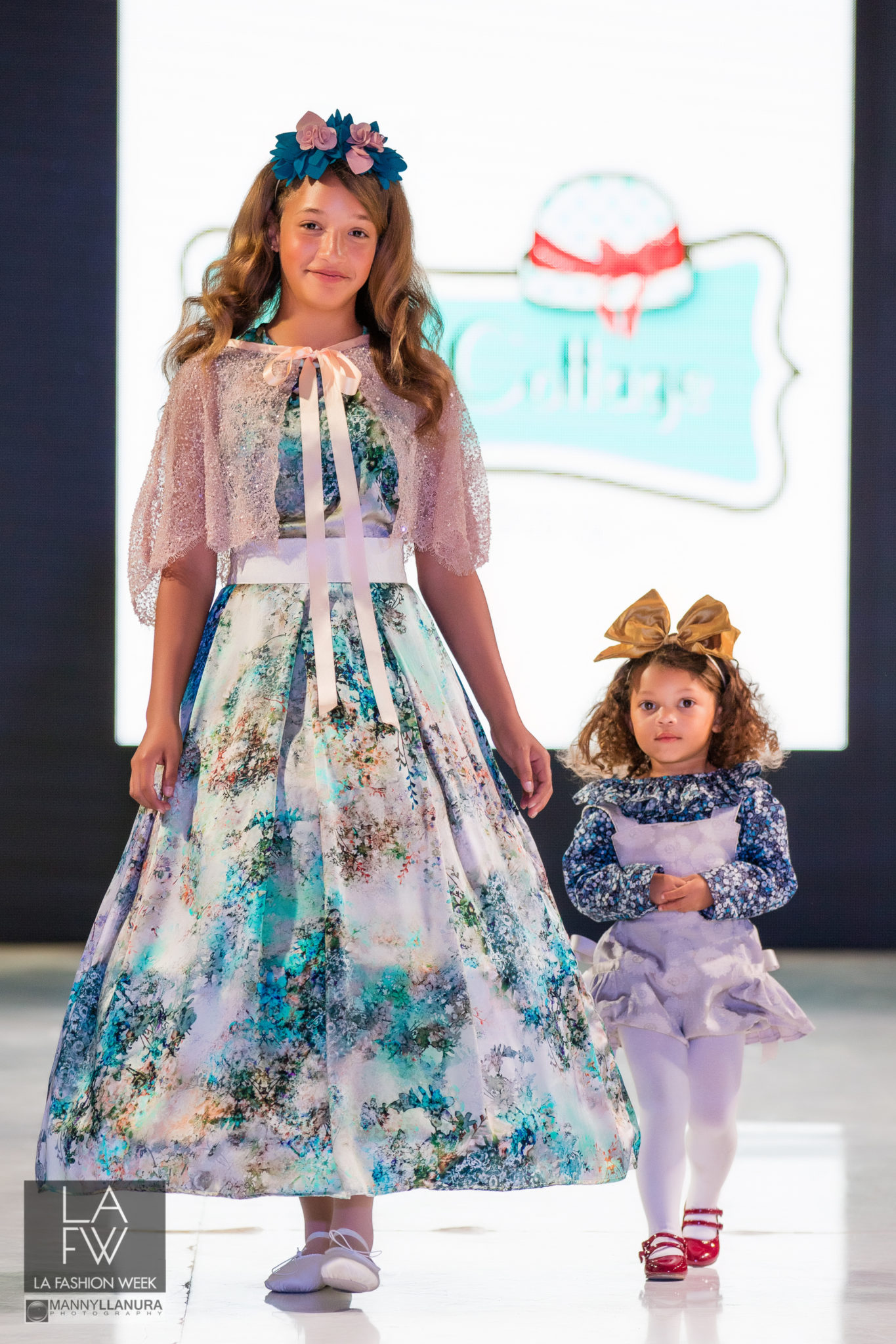 Rose Cottage Designs LAFW LA Fashion Week 2016
