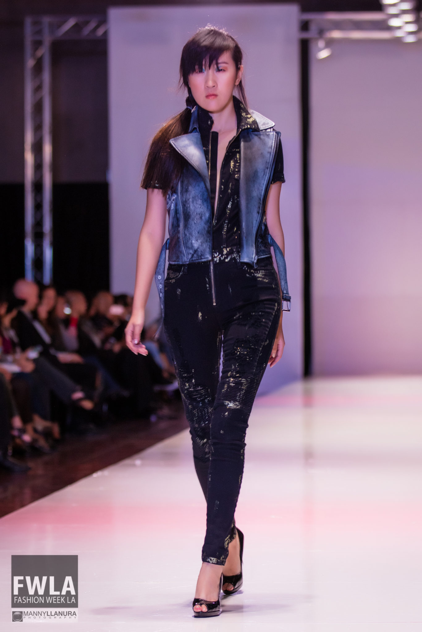 Robin's Jean runway Fashion Week Los Angeles 2016