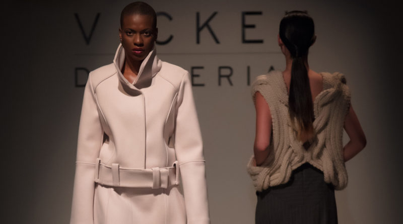 Vicken Derderian Designer Runway LA Fashion Week FW17