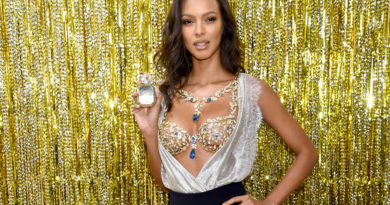 Victoria's Secret introduces the highly anticipated CHAMPAGNE NIGHTS FANTASY BRA.